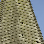 Ulting Church - Woodpecker Holes!